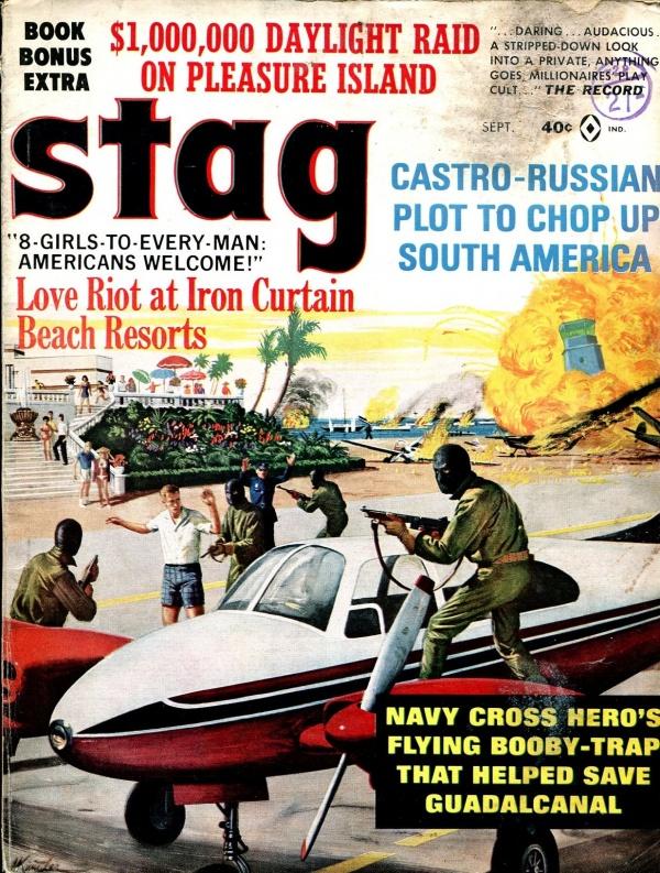 Stag September 1965