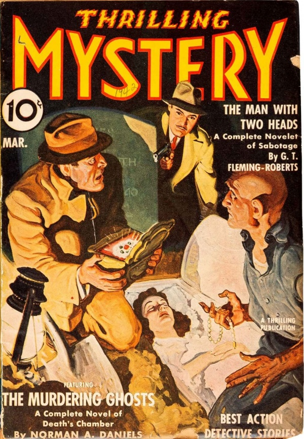 Thrilling Mystery March 1942