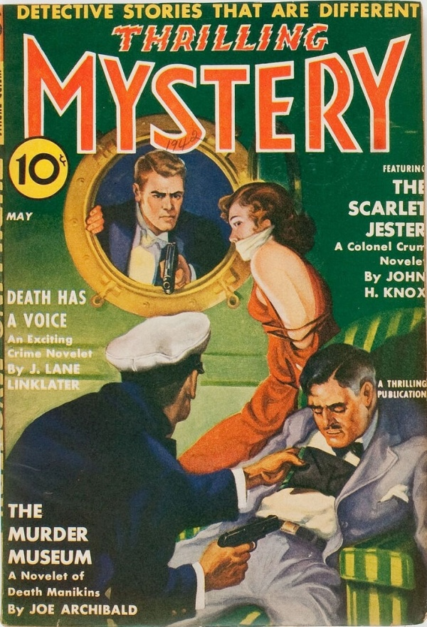 Thrilling Mystery - May 1942