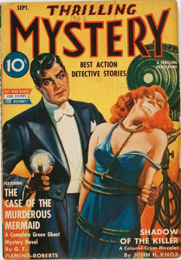 Thrilling Mystery - September 1942