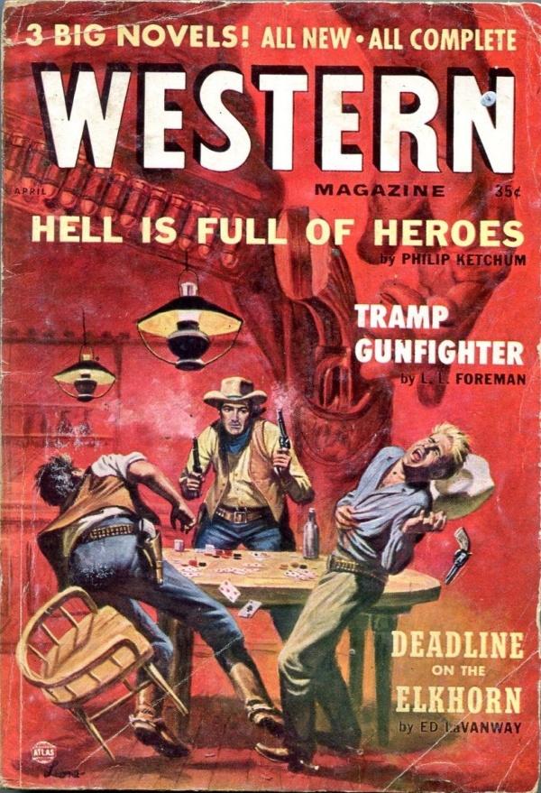 Western April 1957