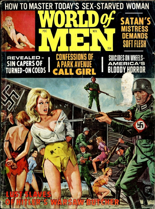 World Of Men November 1967