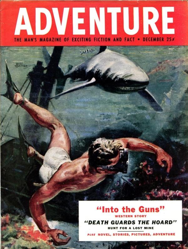 Adventure December 1953