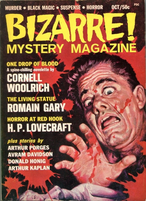 Bizarre Mystery Issue #1 October 1965