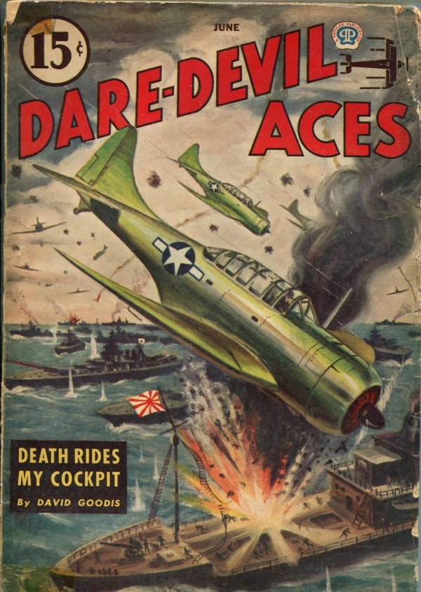 Dare-Devil Aces June 1945