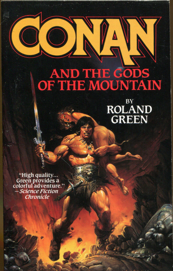 Gods of the Mountain by Roland Green