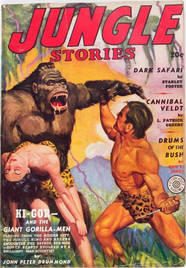 Jungle Stories 1939