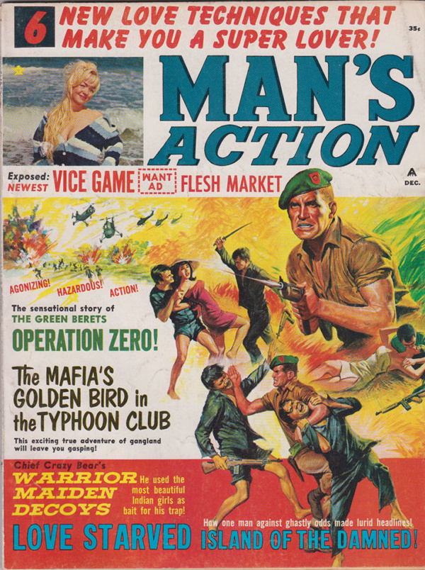 Man's Action - December 1966