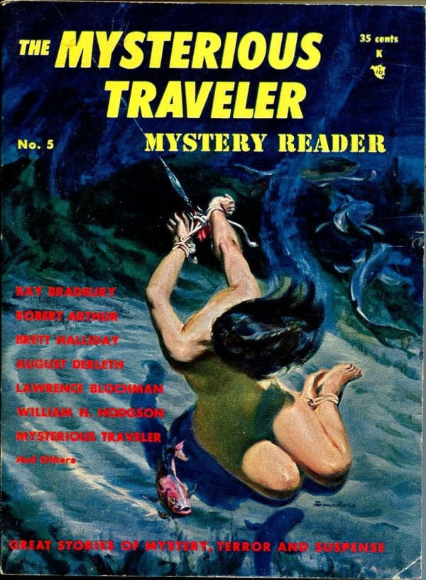 Mysterious Traveler Issue #5 1952