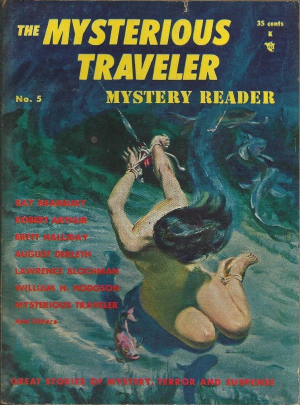 Mysterious Traveler Number 5, 1952