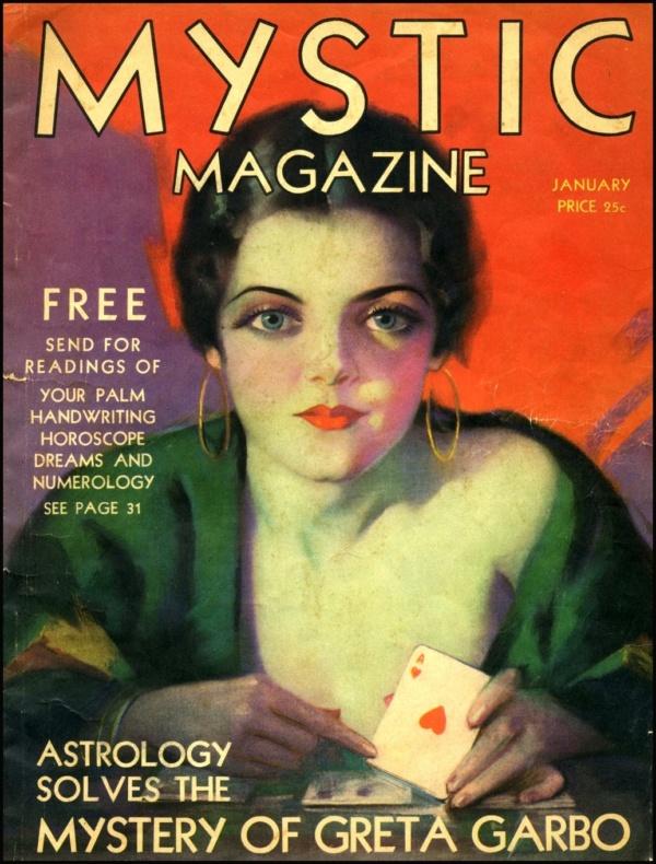 Mystic Magazine 1931
