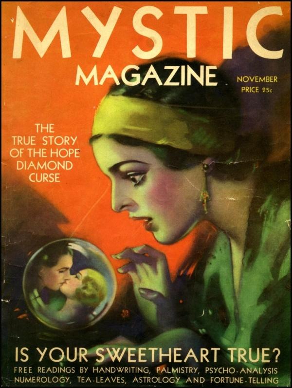 Mystic Magazine November 1930