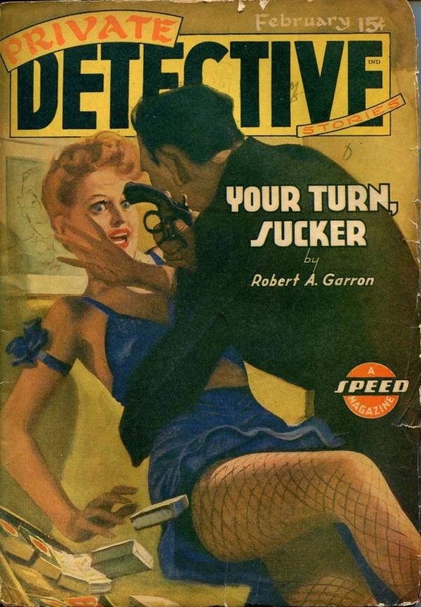 Private Detective February 1943