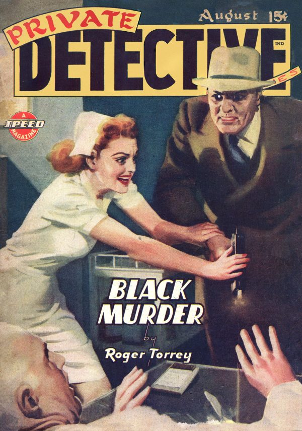 Private Detective Stories August 1944