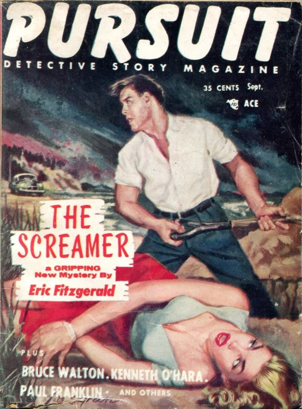 Pursuit Detective Story September 1955
