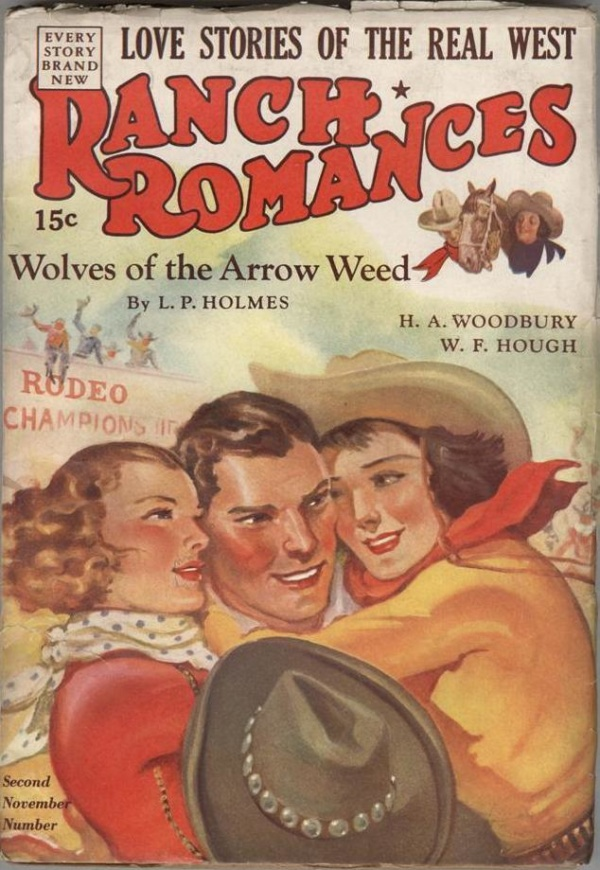 Ranch Romances December 24 1939