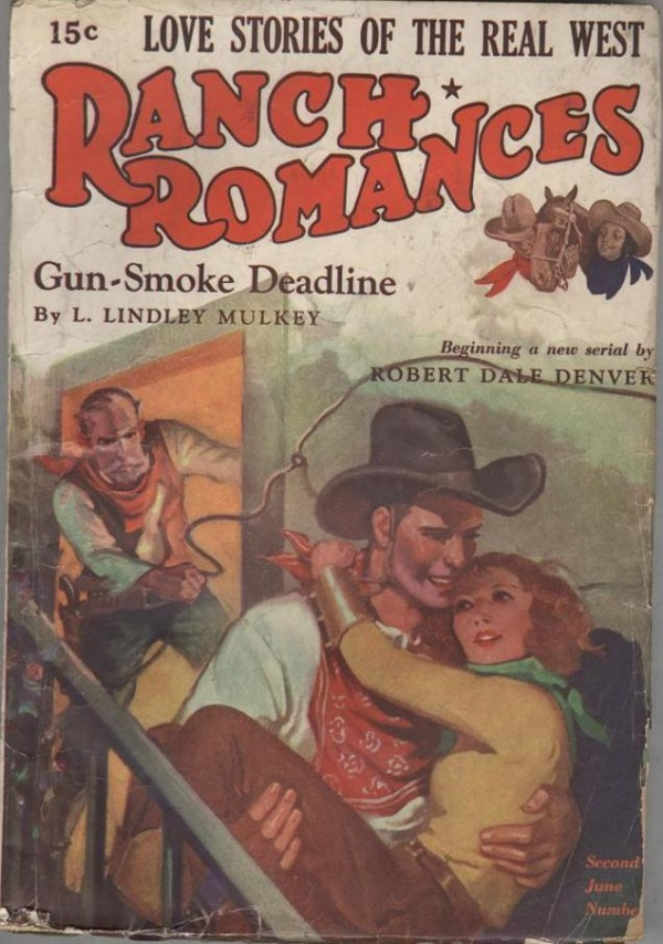 Ranch Romances June 23 1939