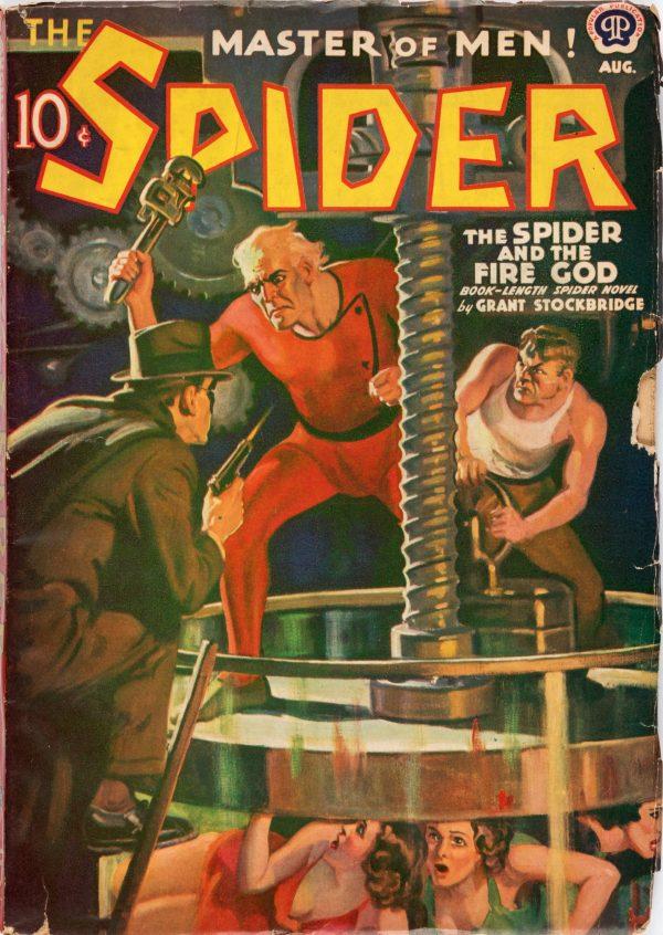 Spider - August 1939