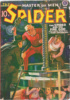 The Spider - August 1939 thumbnail