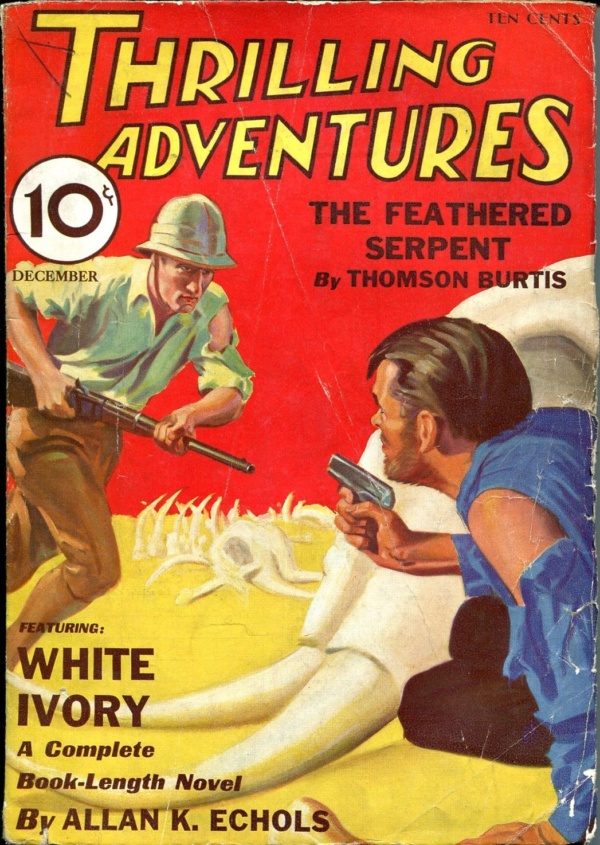 Thrilling Adventures December 1932