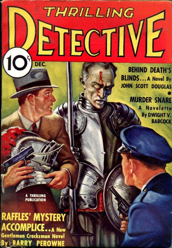 Thrilling Detective December 1935