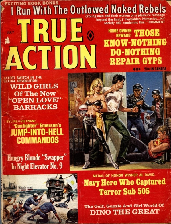 True Action Issue July 1968