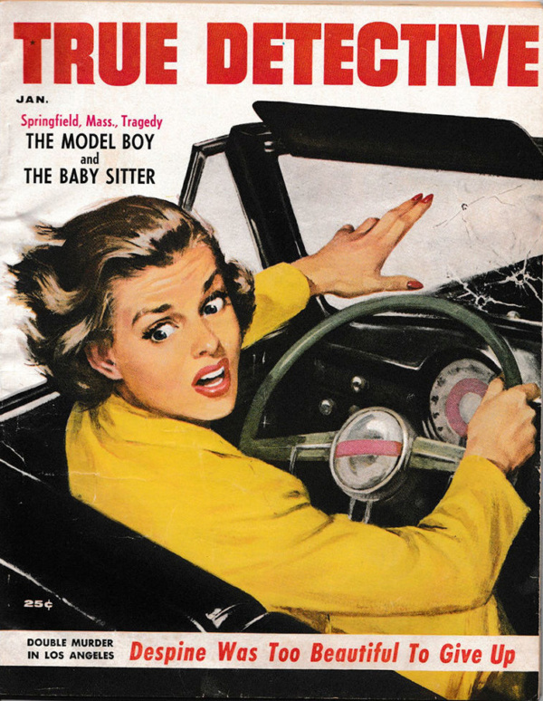 True Detective - January 1955
