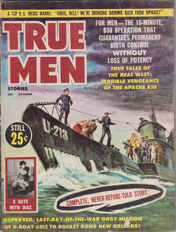 True Men - June 1964
