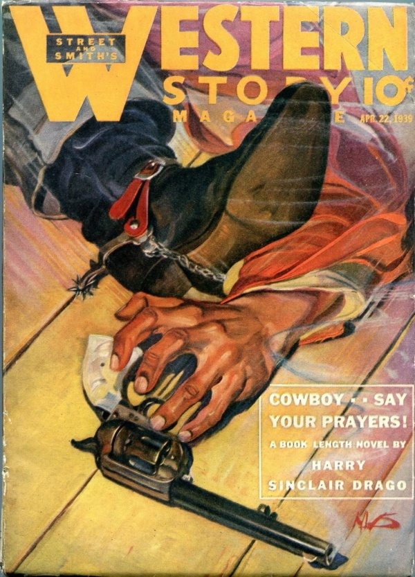 Western Story April 22  1939