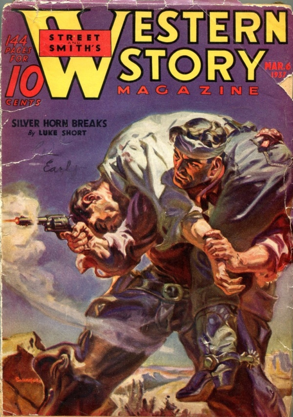 Western Story March 6  1937