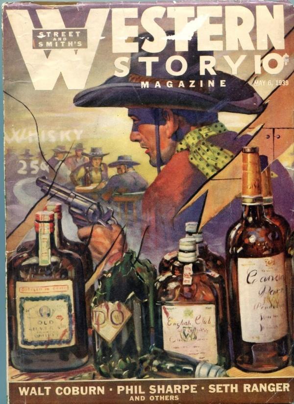 Western Story May 6  1939