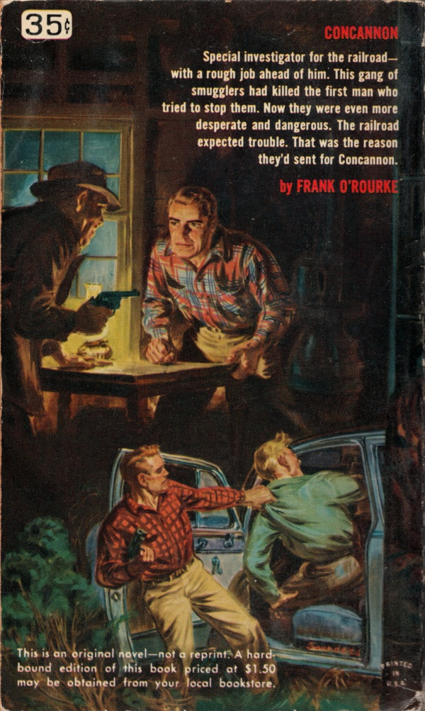 1952, Ballantine Books #10 Back
