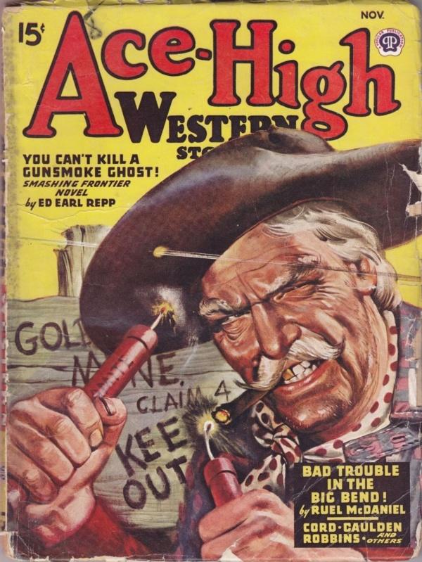 Ace High Western Nov 1946