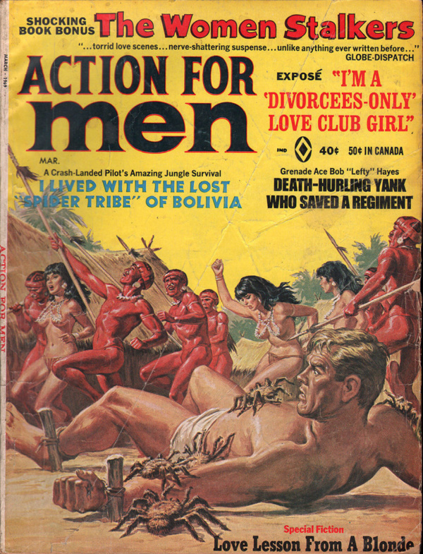 Action For Men March 1969