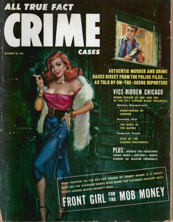 All True Fact Crime Cases December 1952