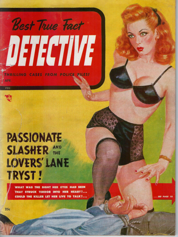 Best True Fact Detective April 1948