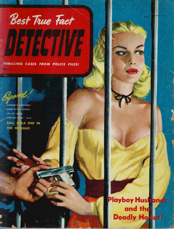 Best True Fact Detective December 1949