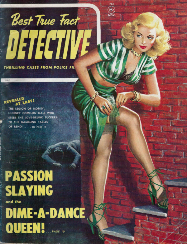 Best True Fact Detective December 1950