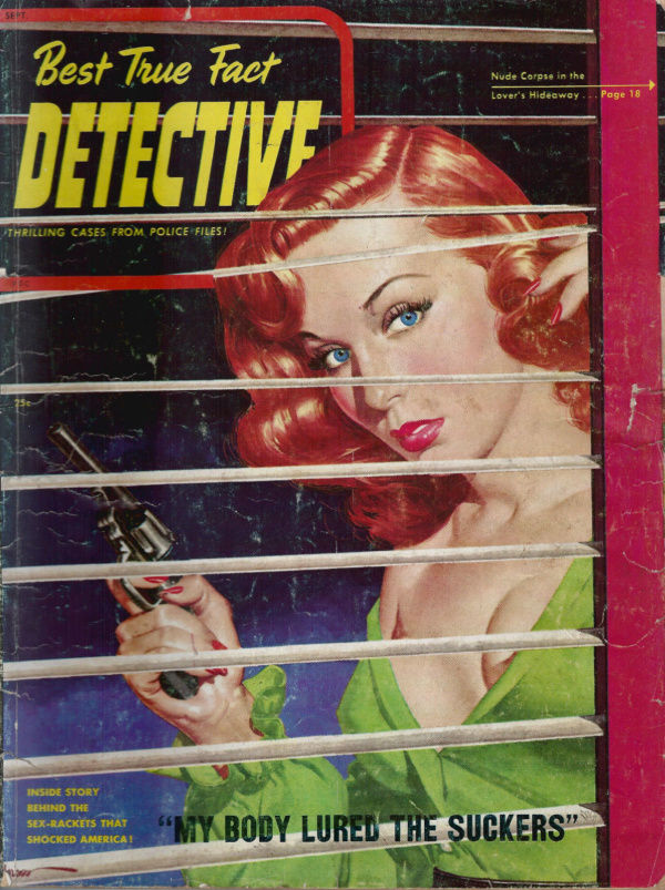 Best True Fact Detective September 1949