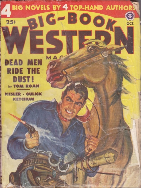 Big Book Western Oct 1949