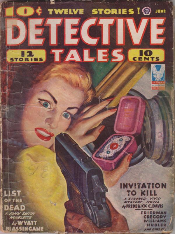 Detective Tales June 1943