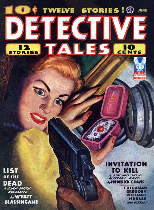 Detective Tales Magazine June 1943