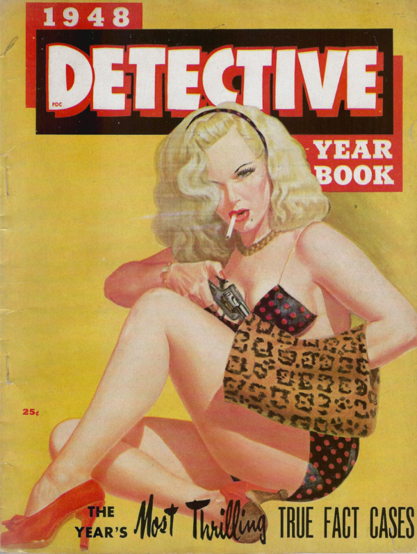 Detective Yearbook 1948