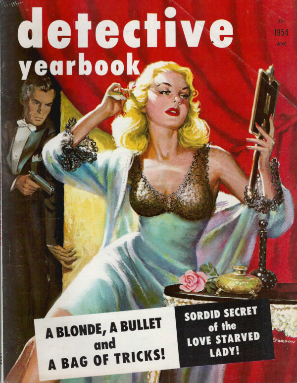 Detective Yearbook 1954
