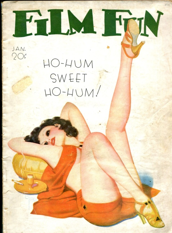 Film Fun January 1936
