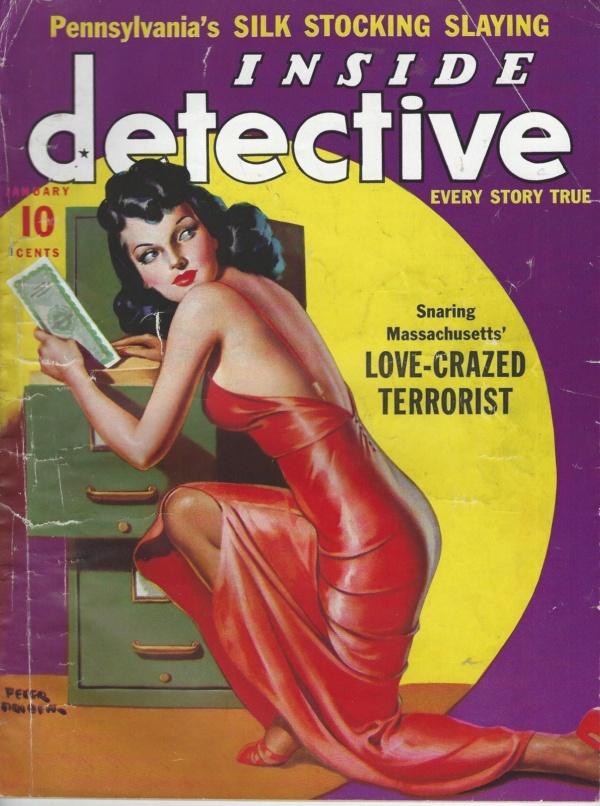 Inside Detective January 1940