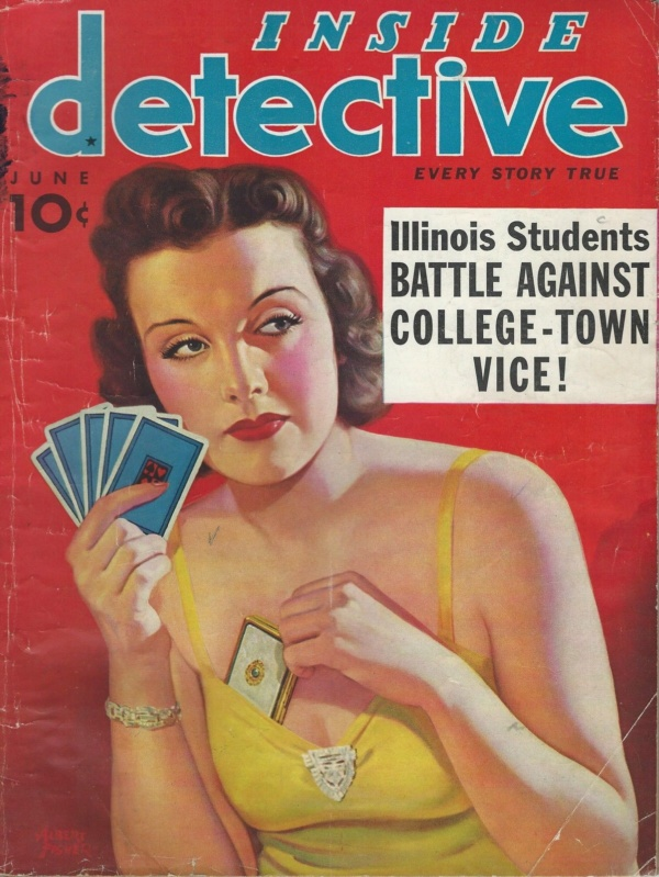 Inside Detective June 1939