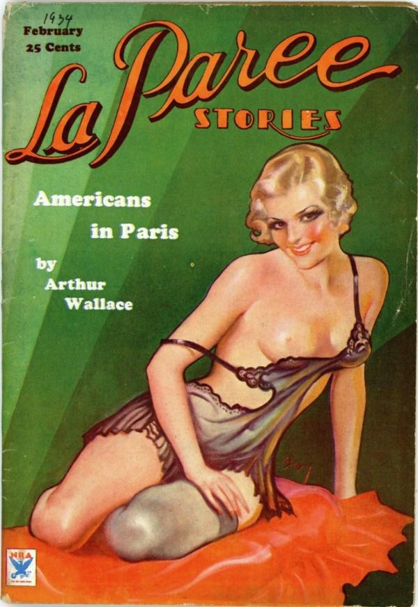 La Paree, February 1934