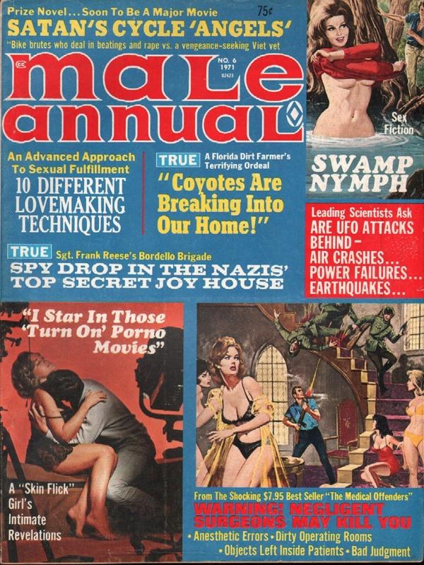 Male Annual 1971