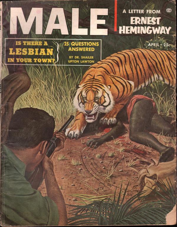 Male April 1954